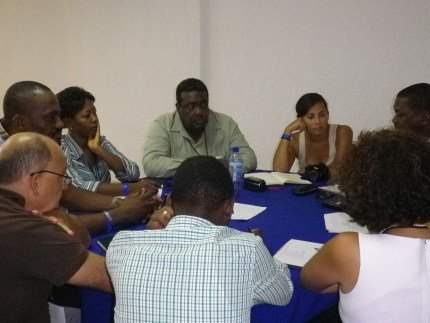 Exploring the idea of a community foundation for Haiti