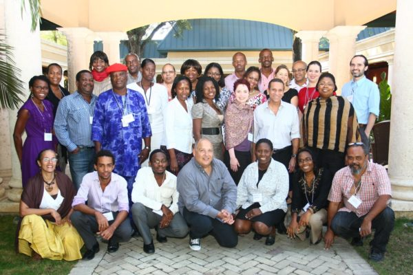 Second Community Foundation workshop in Haiti
